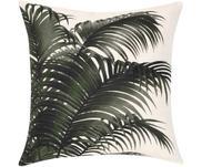 Povlak na polštář s potiskem palmy Palmeira