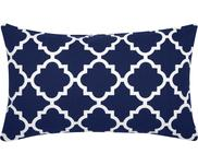 Povlak na polštář sgrafickým vzorem Lana