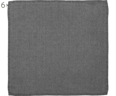 Plátěný ubrousek Ruta, 6 ks