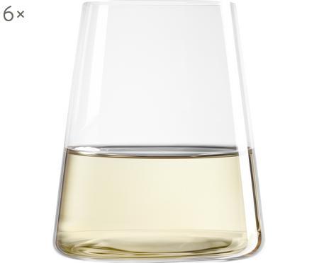 Křišťálová sklenice Power, 6 ks