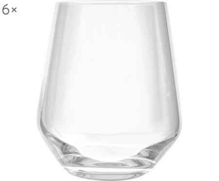 Křišťálová sklenice Revolution, 6 ks