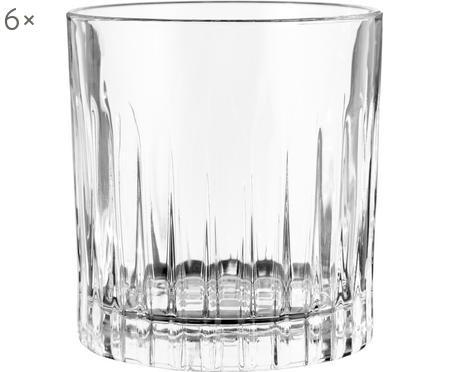 Křišťálová sklenice na whisky Timeless, 6 ks