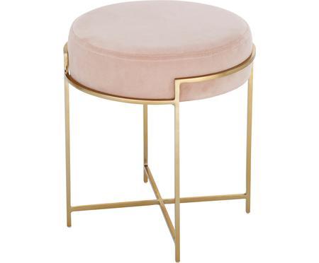 Sametová stolička Madeleine