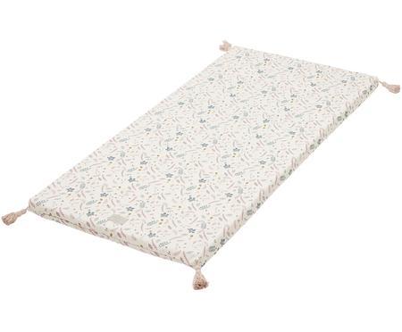 Hrací deka zorganické bavlny Pressed Leaves