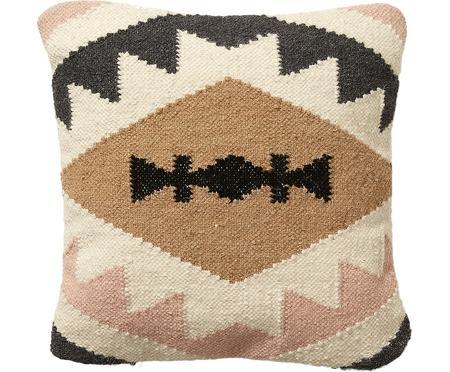Vlněný povlak na polštář v etno stylu Gayle