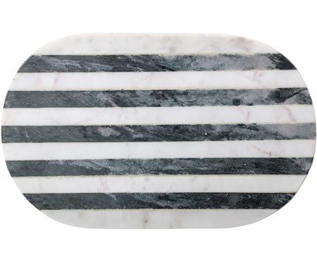 Mramorové prkénko Stripes, D 37 cm x Š 23 cm