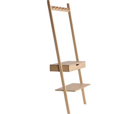 Dřevěný nástěnný věšák Noble