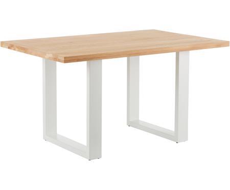 Jídelní stůl sdeskou zmasivu Oliver