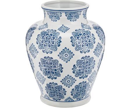 Porcelánová dekorační váza Lin
