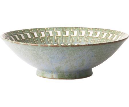Ručně vyrobená salátová mísa v japonském stylu Yunomi, Ø 25 cm