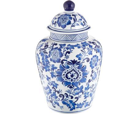 Velká porcelánová váza svíčkem Annabelle