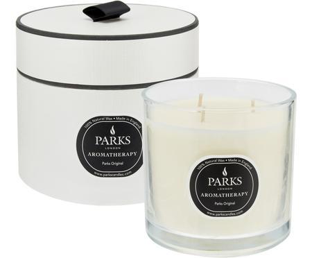 Vonná svíčka se třemi knoty Parks Original  (vanilka acitrus)