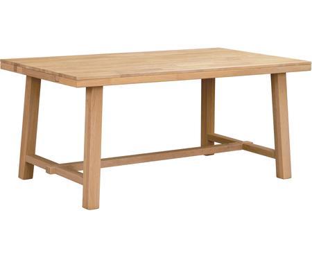 Prodlužovací jídelní stůl zmasivního dubu Brooklyn