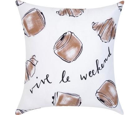 Designový povlak na polštář Croissant od Kery Till
