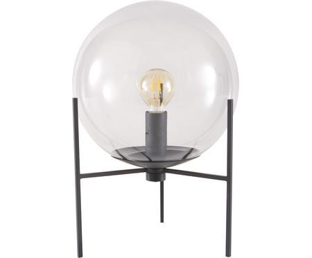 Malá stolní lampa ze skla Alton