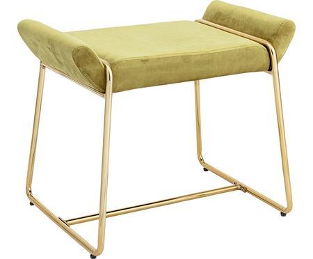 Sametová stolička Megan