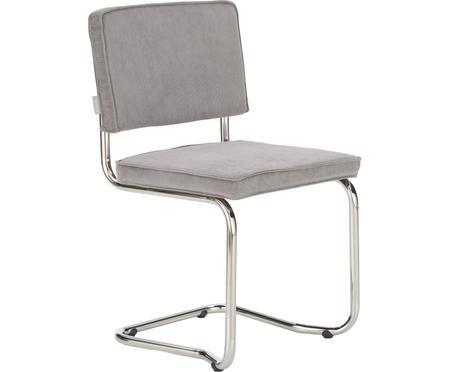 Manšestrová židle Kink