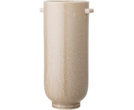 Ručně vyrobená dekorativní váza z kameniny Lena