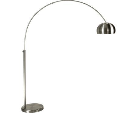 Výškově nastavitelná stojací oblouková lampa Metal Bow