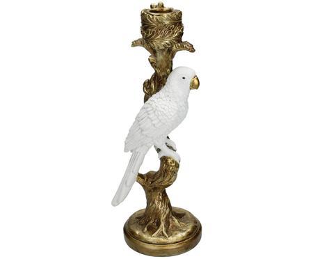 Svícen Bird White