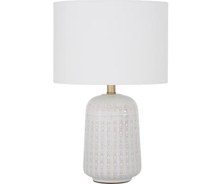 Stolní lampa z keramiky Iva