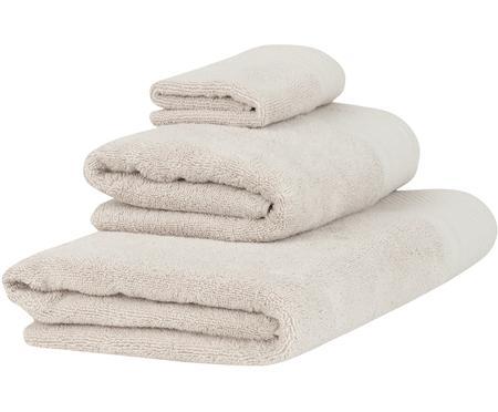 Sada ručníků sklasickým ozdobným okrajem Premium, 3díly