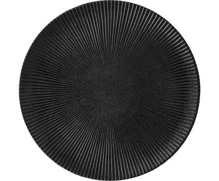 Mělký talíř sdrážkovanou strukturou Neri