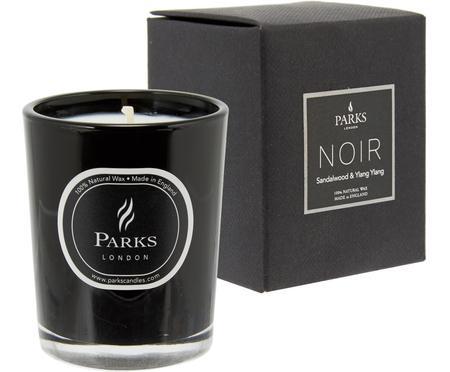 Vonná svíčka Noir (santalové dřevo aYlang Ylang)
