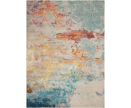 Designový barevný koberec Celestial