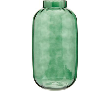 Velká ručně foukaná skleněná váza Stina