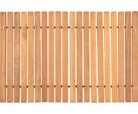 Koupelnový kobereček z teakového dřevo Anna