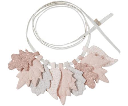 Girlanda zorganické bavlny Leaves, 220 cm