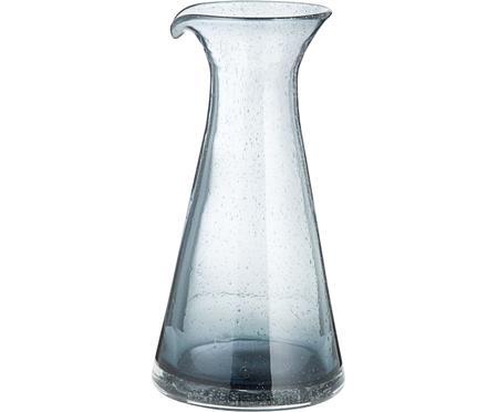 Ručně foukaná karafa se vzduchovými bublinami Bubble, 800 ml