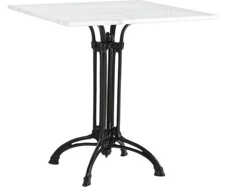 Zahradní stůl s mramorovou deskou Loren