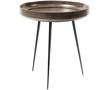 Designový odkládací stolek z mangového dřeva Bowl Table
