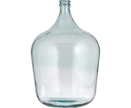 Podlahová váza zrecyklovaného skla Beluga