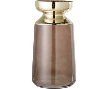 Velká skleněná dekorativní váza Shimmer