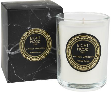 Vonná svíčka Black Marble (gardénie)