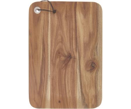 Prkénko z akátového dřeva Acacia, D 33 cm x Š 23 cm