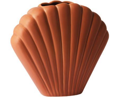 Malá váza zkameniny Shell