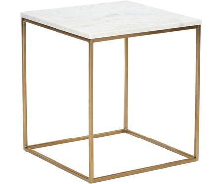 Mramorový odkládací stolek Alys