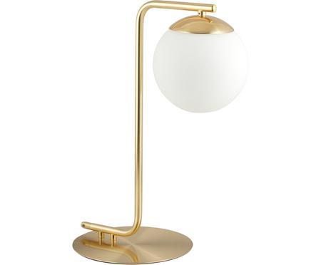 Stolní lampa s mosaznou podstavou Grant