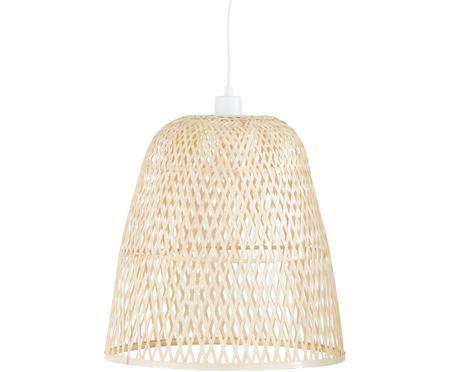 Ručně vyrobené závěsné svítidlo z bambusu Eve