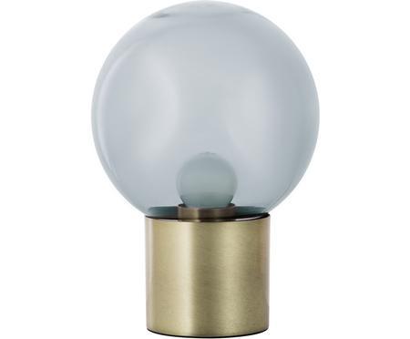 Stolní LEDlampa ze skla v retro stylu Lark