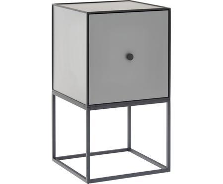 Designový noční stolek Frame