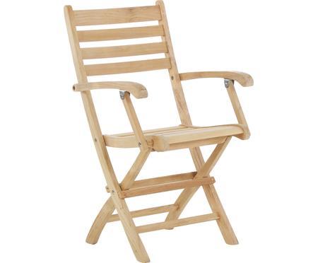 Dřevěná zahradní židle York