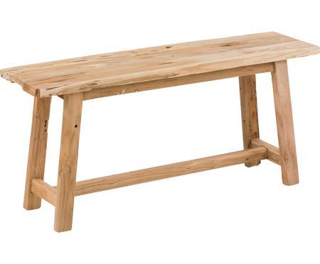 Dřevěná lavička Lawas