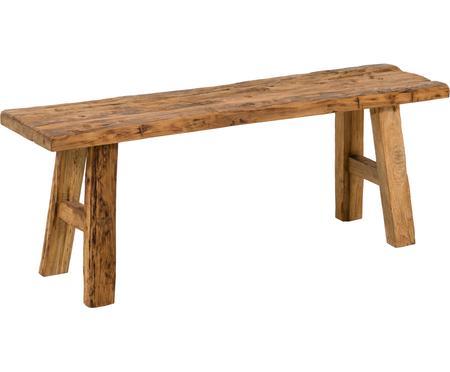 Lavice z masivního teakového dřeva Decorative