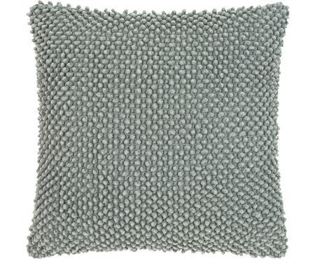 Povlak na polštář směkkým strukturovaným povrchem Indi
