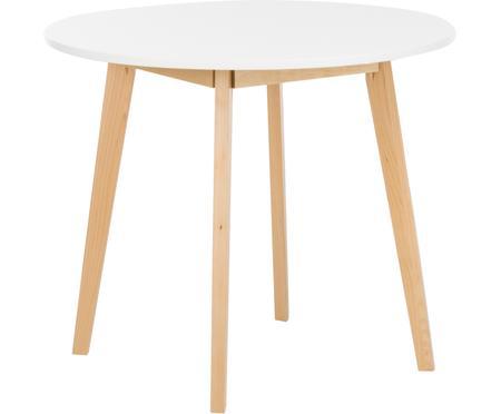 Malý kulatý jídelní stůl ve skandinávském stylu Raven
